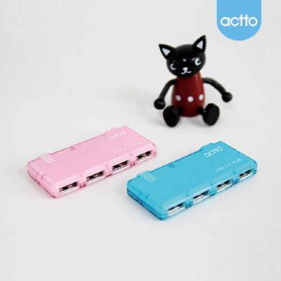 ACTTO/엑토 소다 USB 허브 HUB-14