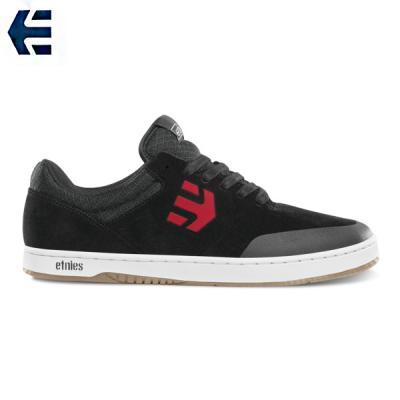 [ETNIES] MARANA SHECKLER (BLACK/RED/WHITE)