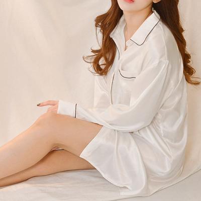 SW85 셔츠잠옷 원피스잠옷 CH1375204