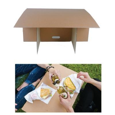 [트래블이지]휴대용 좌식테이블(무지)