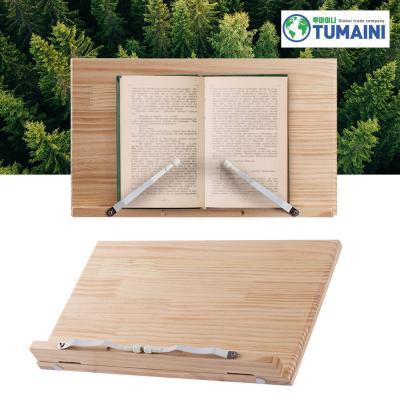 원목 소나무 학생 수험생 책 보조 받침 독서 대 P3