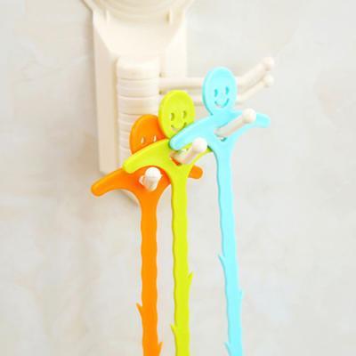 간단 미니멀 배수관 청소1개(색상랜덤)