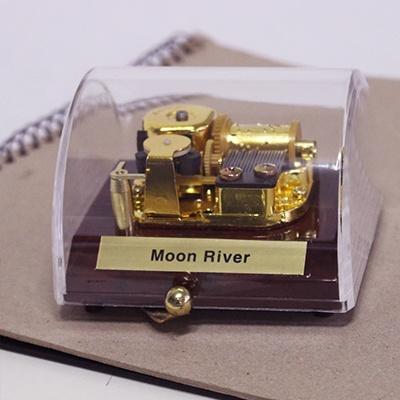 돔 멜로디박스 오르골(DA-053S) - 'MOON RIVER'