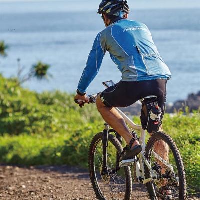 아이베라 몰통거치 자전거 방수 대용량안장가방