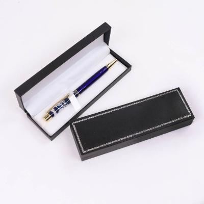 은장 고급 볼펜 케이스 만년필 펜 포장 박스 상자