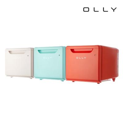 [올리] 큐브 저소음 미니 냉장고 24L 3color