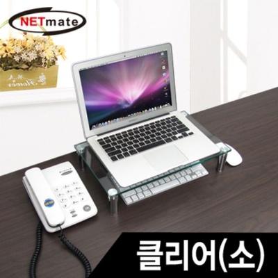 NM-GCD01 다용도 강화유리 모니터 받침대 거치대 선반