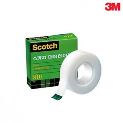 3M 스카치™ 매직 테이프 리필 (12mmx18M)