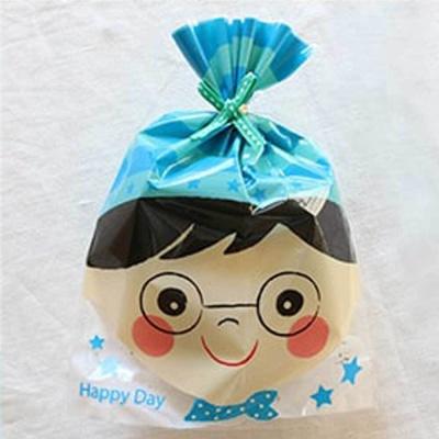남아 생일 선물 포장 스탠다드 비접착식 봉투