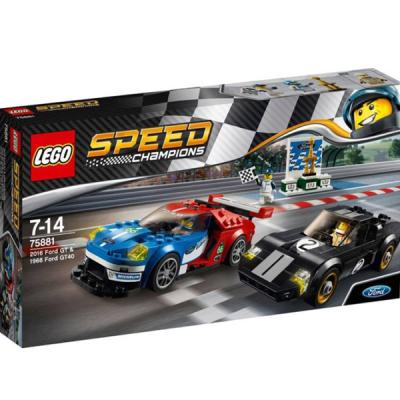 LEGO / 레고 스피드 75881 2016 포드 _ 1966 포드