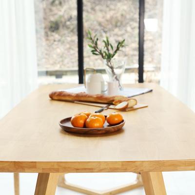 [채우리] 보그 1400 원목 테이블