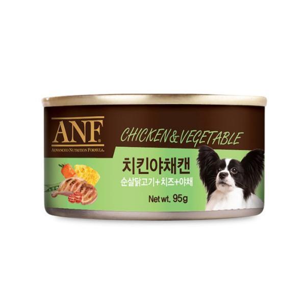 ANF 치킨야채캔95G 강아지캔간식