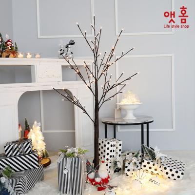 앳홈 보니타브라운 자작나무120cm
