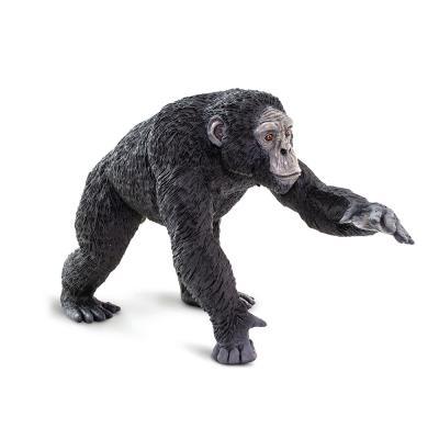100302 침팬지 동물피규어