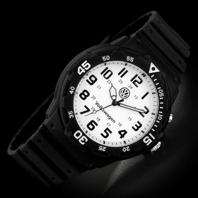 폭스바겐 백라이트 손목시계 3종 택1