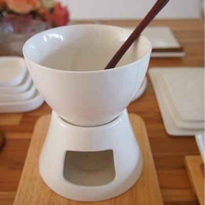 프렌치 1인용 퐁듀세트 퐁듀 전용 그릇