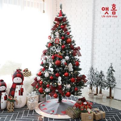 앳홈 어썸레드 크리스마스 트리 190cm