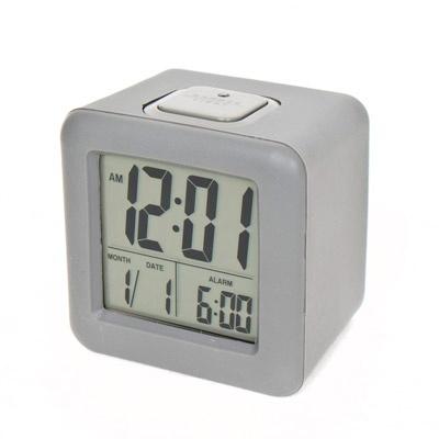 그레이큐브 디지털 탁상시계