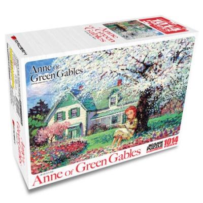 빨강머리앤 퍼즐 화사한 꽃의계절 1014 피스 직소퍼즐