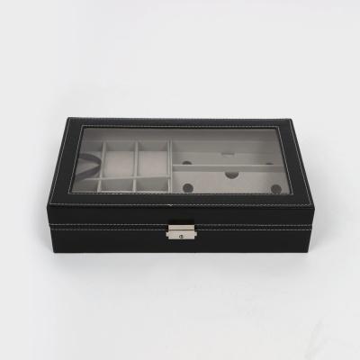 네오 액세서리 시계보관함(블랙)
