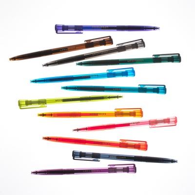 라이프앤피시스 투명젤펜 0.5mm - 14종 세트