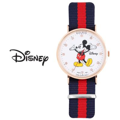 Disney 월트디즈니 미키 나토시계 OW-8140CU