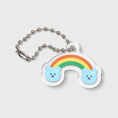 Rainbow bear(키링)
