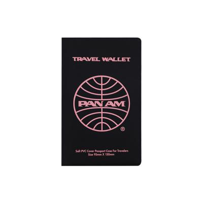 [PANAM] TRAVEL WALLET_ PINK