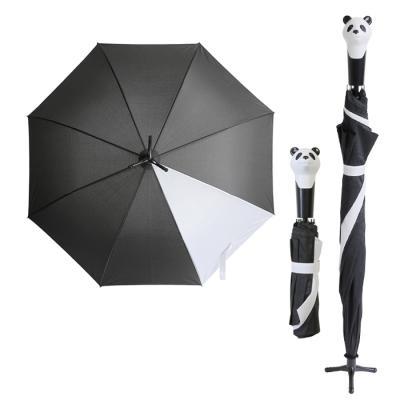 마그넷 팬더 우산 2종 폴드 스탠드