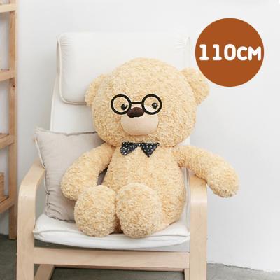 에이스베어 곰인형 110cm 베이지