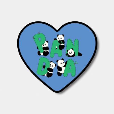 [하트톡♥] panda alphabet