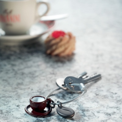 [TROIKA] Coffee 2 Go 키링 KR18-08/GM