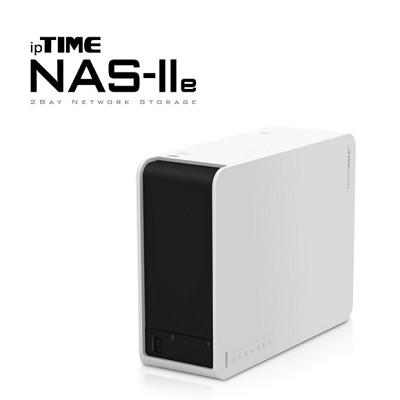 [EFM Network] ipTIME NAS-IIe (2Bay 네트워크스토리지 / CPU 1.6Ghz / DDR3 1GB / 기가비트유선)