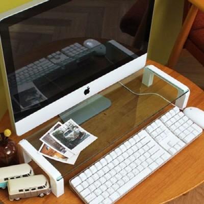 컴퓨터 모니터선반(모니터받침대,데스크정리) 500