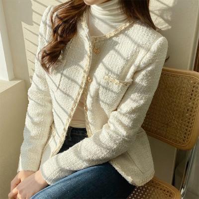 Tweed Nico Pocket Jacket