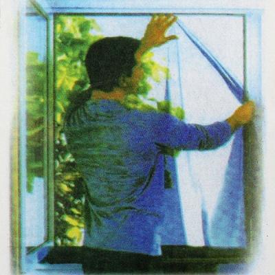 초간편 설치 창문 모기장/아웃도어점판매용 숙박업체
