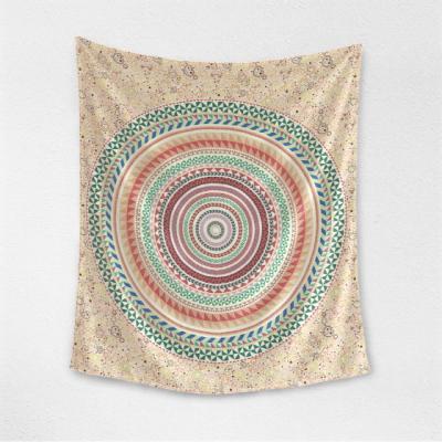 Mandala Flower pattern 태피스트리by노윤 (336624)