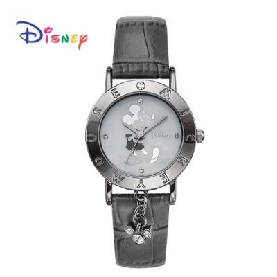 Disney 월트디즈니 미키 가죽시계 OW-035DGR