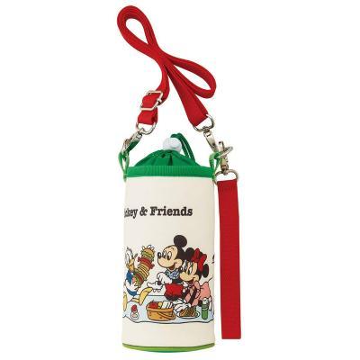 미키&프렌즈 피크닉 보냉 페트병 케이스