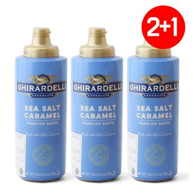 기라델리 씨솔트 카라멜 소스 482g 2+1_2019.06.30