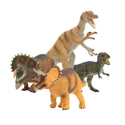 공룡 피규어 4종(410601,284529,411501,100423)