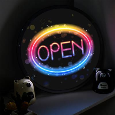 no511-LED액자35R_오픈싸인