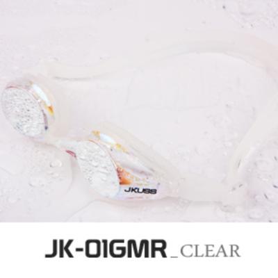 제이커스 미러코팅수경 JK-01GMR-CLEAR