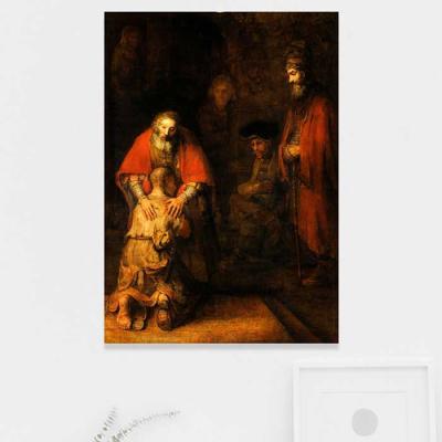 주문제작 액자 렘브란트 Return of the Prodigal Son