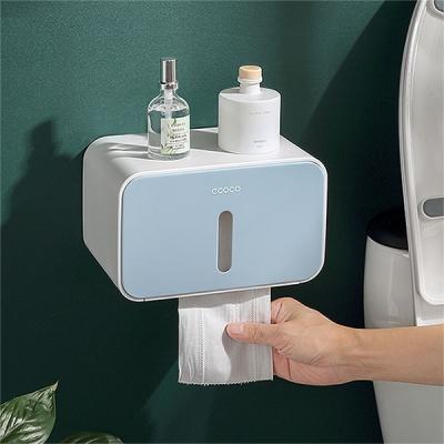 휴지걸이 다용도 벽선반 무타공 욕실소품정리선반