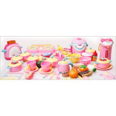 [무료배송][TOTOYZ]핑크샤베트 소꼽역할세트 76pcs