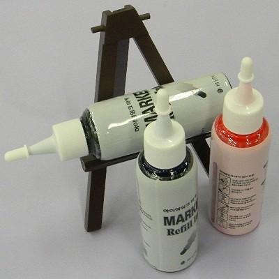 [타임리치] 하이라인 21파이 생잉크 보드마카에 사용하는 리필 잉크-1통(100ml)