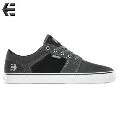 [ETNIES] BARGE LS (DARK GREY/BLACK)
