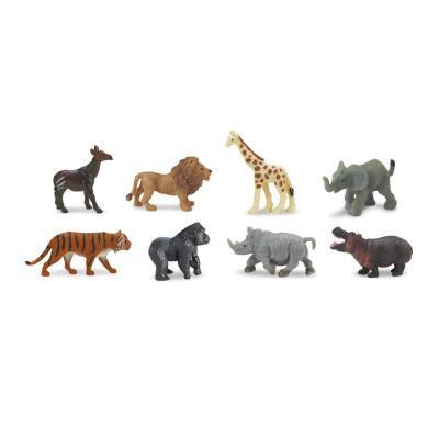 346322 야생 동물피규어 펀팩 테라리움