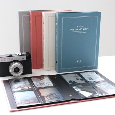 인디고 나의 포토카드 앨범(128포켓)